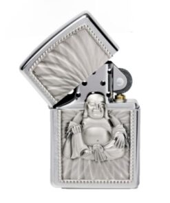 original zippo buddha perlen feuerzeug rauchen accessoire