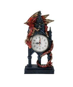 Dragon Uhr Nemesis Now Dekoartikel