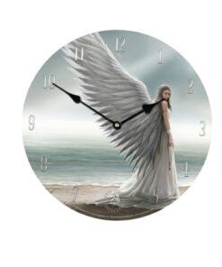 Angel Wanduhr Uhr Dekoartikel Nemesis Now