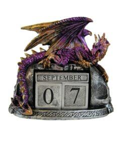 Dragon Cave Kalender Dekoartikel Nemesis Now