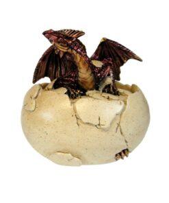 Baby Dragon Box Nemesis Now Dekoartikel Drache