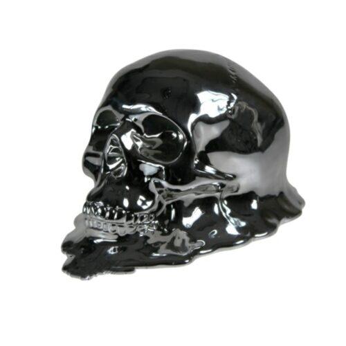 Melting Skull Saving Box Statue Dekoartikel Nemesis Now