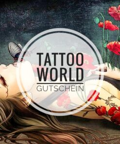 coupon tatouage monde tatouage art
