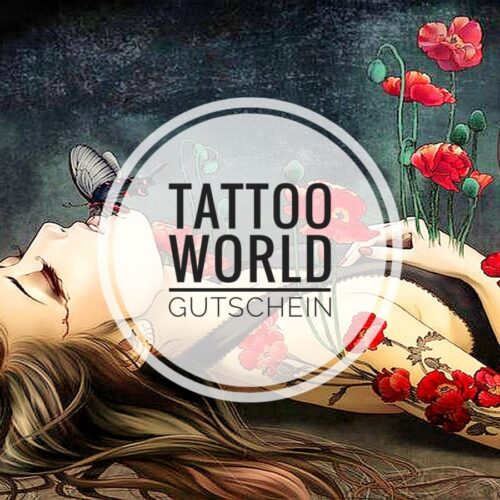 gutschein tattooworld tattoo kunst