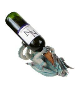 Durstiger Drache Flaschenhalter Weinhalter Dekoartikel Nemesis Now