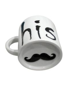Nemesis Now His Tassse Haushalt kaffeetasse Schnautz