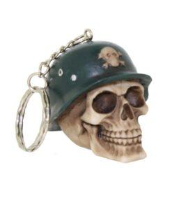General Grimace Skull Totenkopf Schlüsselanhänger Accessoire Nemesis Now