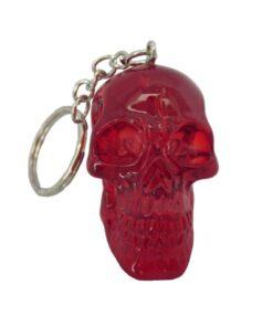 Blood Skull Totenkopf Schlüsselanhänger Accessoire Nemesis Now