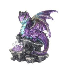 Scython Drache Dragon Statue Dekoartkel Nemesis Now