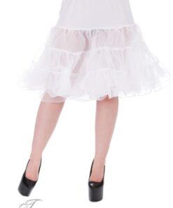 handr london petticoat weiss mode fashion rockabilly rockabella unterrock frauen