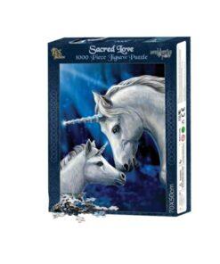 Puzzle Unicorn Einhorn Spiele Nemesis Now Gesellschaftsspiel