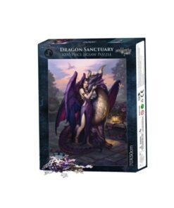 Puzzle Dragon Sanctuary Spiel Gesellschaftsspiel Nemesis Now Drache