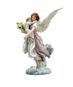 The Guadian Angel Engel Beschützer Statue Dekoartikel Nemesis Now