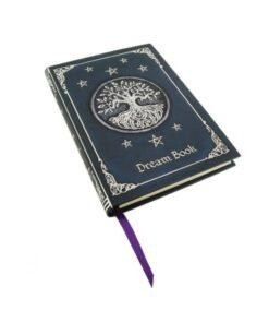 Embossed Dream Buch Buch Notizbuch Schreibwaren Nemesis Now