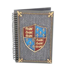 Knight Book Buch Notizbuch Schreibwaren Nemesis Now