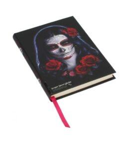 La Catrina Buch Book Notizbuch Schreibwaren Nemesis Now