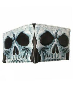 Accessoire Brieftasche Geldbörse Nemesis now skull totenkopf