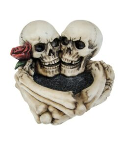 Last Tango Skelett Skull Totenkopf Schale Dekoartikel Love Nemesis Now