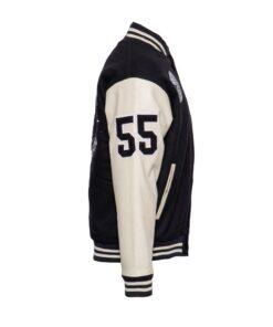 king kerosin baseball lederjacke speedfreak mode fashion herren oberteil
