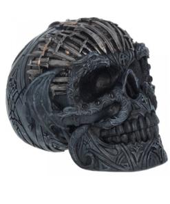 sword skull schwert totenkopf statue dekoartikel nemesis now