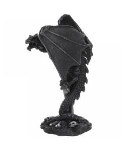 the sword and the dragon schwert drache statue nemesis now dekoartikel