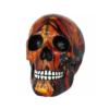 Inferno skull totenkopf flammen statue dekoartikel nemesis now rot orange