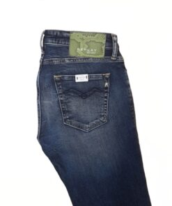 replay jeans hosen denim croppedboot fashion mode damen