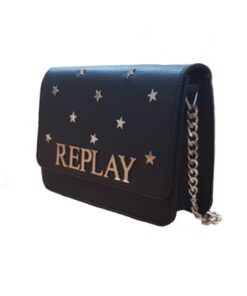 replay tasche Handtasche stars mode fashion onlineshop damen logo