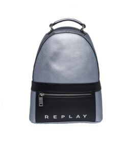 replay rucksack silber mode fashion tasche damen