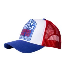 king kerosin cap baseballcap accessoire fashion legends blau rot weiss