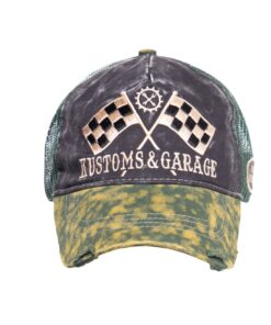 king kerosin cap baseballcap accessoire fashion vintage kustoms and garage