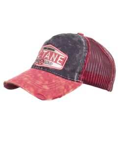 king kerosin cap baseballcap accessoire fashion octane vintage rot