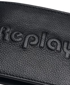 Replay Brieftasche accessoire leder echtleder fashion logo