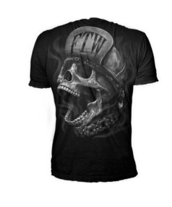 lethal threat shirt tschirt ftw skull totenkopf mode fashion oberteil schwarz herren