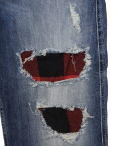 replay jeans slim fit hosen fashion mode herren kleider