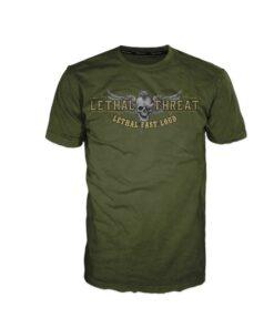 lethal threat shirt tschirt mode fashion oberteil schwarz herren vintage velocity taste my venom