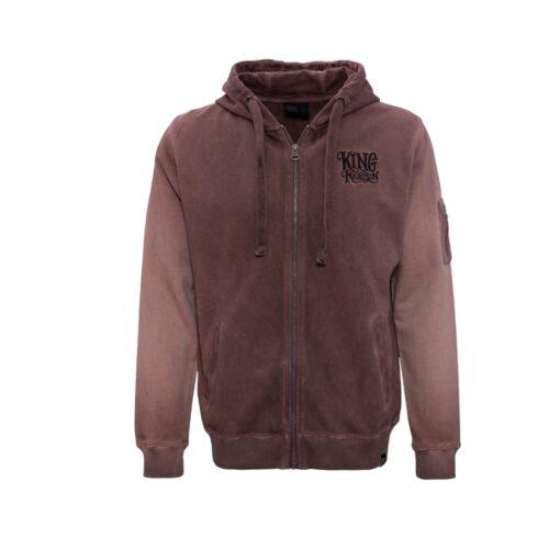 king kerosin hoodie hell racer sweater oberteil herren mode fashion