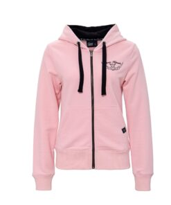 queen kerosin hoodie my route my rules sweater stickerei rosa fashion mode damen oberteil