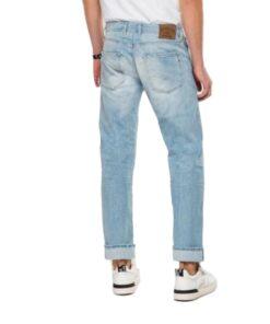 replay jeans grover hellblau herren mode fashion bekleidung hosen
