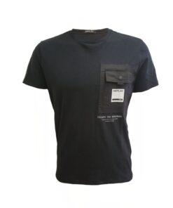 replay shirt tschirt schwarz herren mode fashion bekleidung