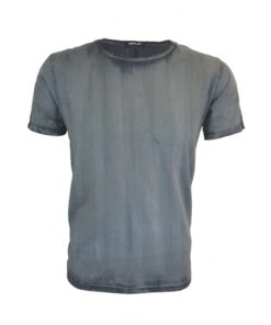 Replay Shirt grau tshirt herren mode