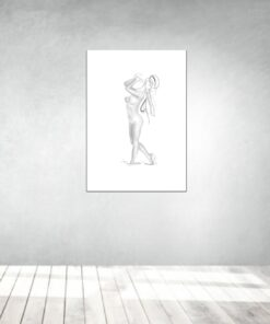 art artwork kunstwerke leinwand poster galleryprint tattooworld rui lopes dancing all day