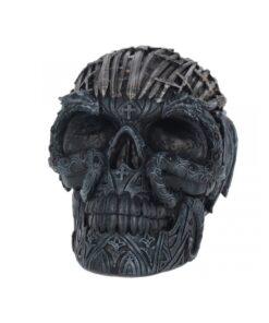 Sword Skull Totenkopf Messer Statue Dekoartikel Nemesis Now