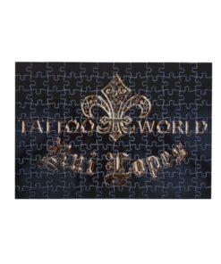 Puzzle, spiele tattooworld langeweile merchandise