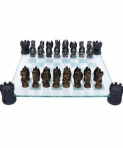 Schachbrett drachen nemesis now spiel gesellschaftsspiel