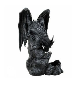 dragon drache backflow incense nemesis now räucherkugel statue duft