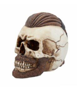 ragnar nemesis now totenkopf skull dekoartikel barber