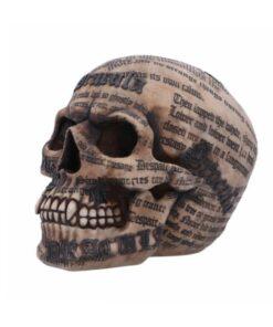 Draculas tale nemesisnow skull totenkopf dekoartikel dracula