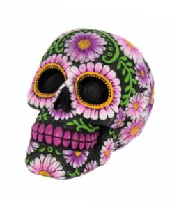 sugar petal skull nemesisnow dekoartikel totenkopf blumen flowwer