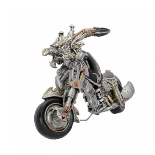 dracus birota bike motorrad dekoartikel nemesis now